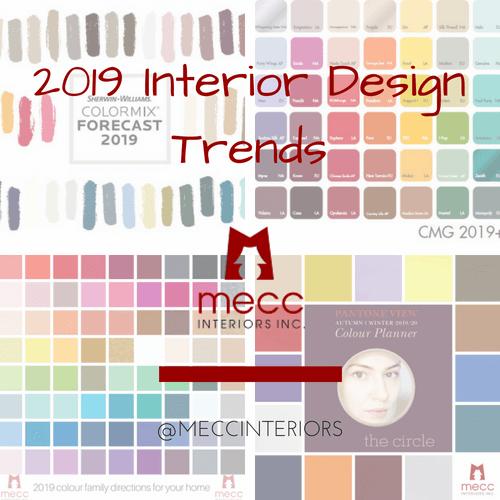 2019 interior design trends | @meccinteriors | design bites