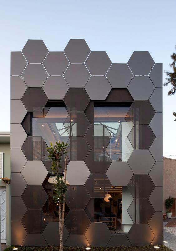 The Intrinsic Beauty Of Hexagon Mecc Interiors Inc