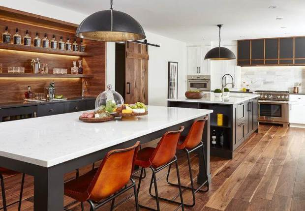 how to master your undercabinet lighting | @meccinteriors | design bites