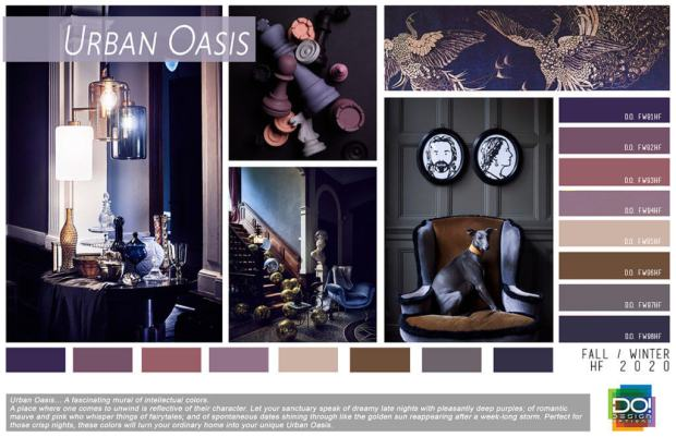 #tuesdaytrending: a glimpse at autumn/winter 2020 forecasts | @meccinteriors | design bites