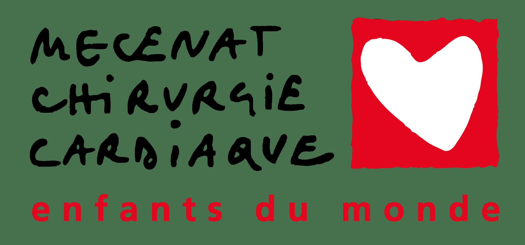 Logo Mécenat Chirurgie Cardiaque