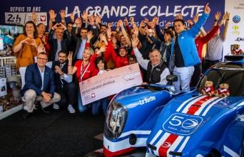 Les 24h Le Mans - Participer à la plus grande course automobile de manière solidaire grâce à notre offre premium dans les hospitalités !