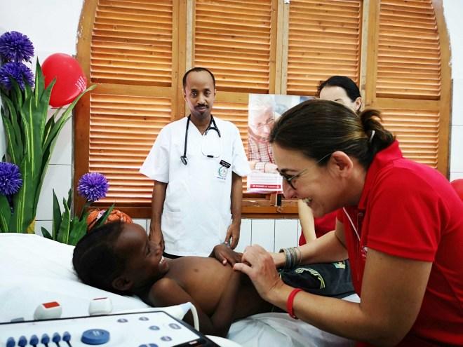 Consultation Mécénat Chirurgie Cardiaque à Djibouti