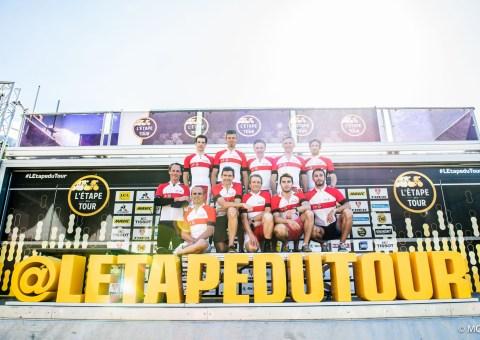 l'Etape du Tour de France solidaire