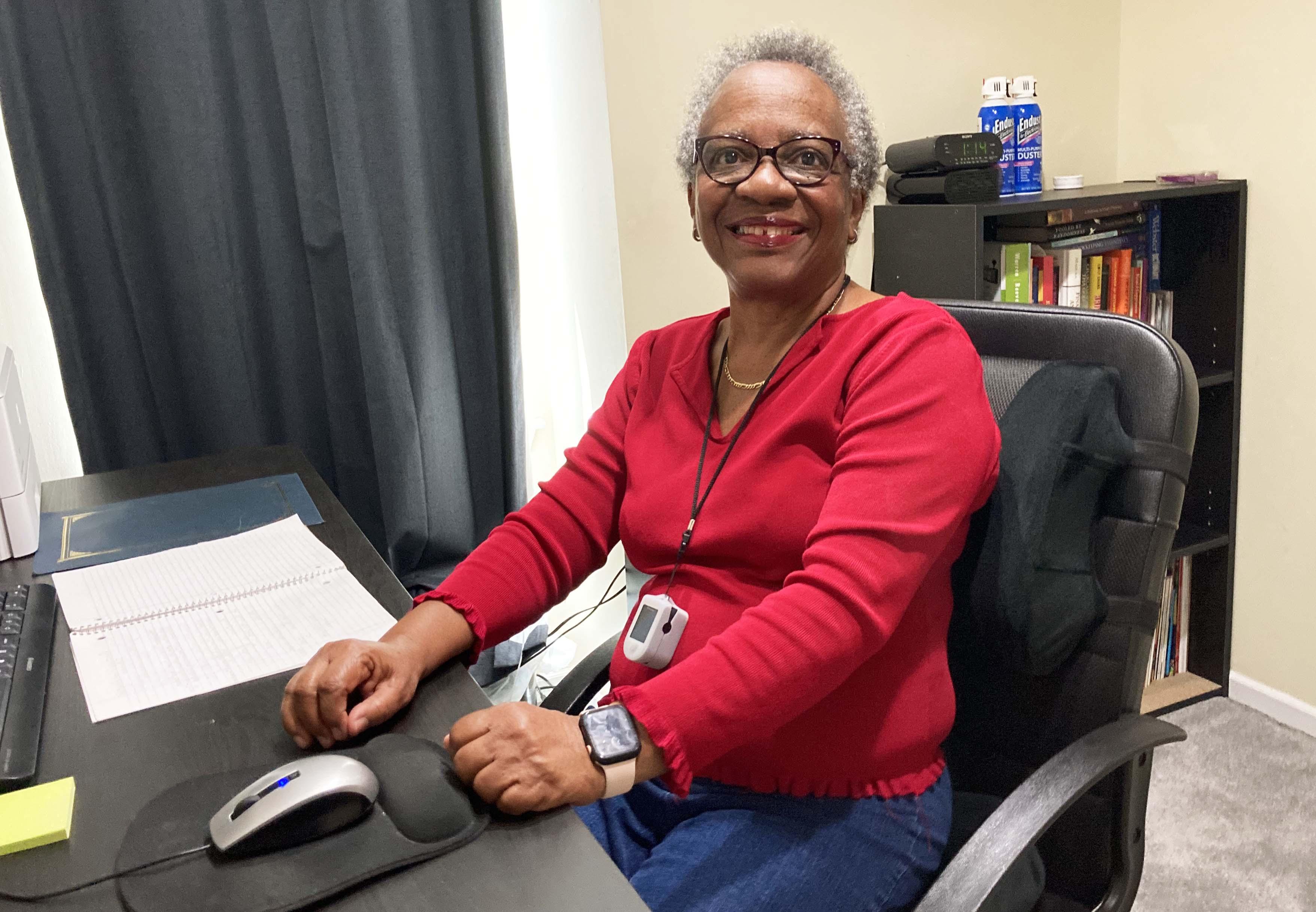 Emmeline, médecin référente à Haïti