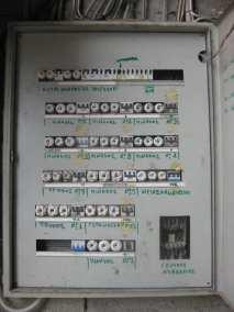 Μελέτη - κατασκευή ηλεκτρολογικής εγκατάστασης στη Μάνδρα
