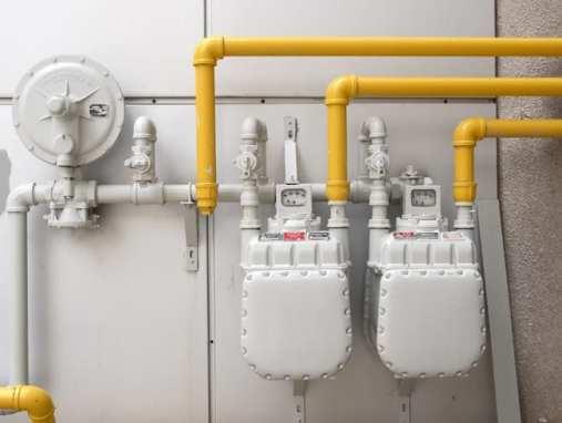 Μελέτη – Εγκατάσταση Φυσικού Αερίου