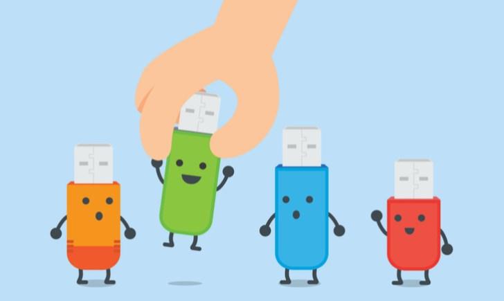 【SanDisk】USB メモリ(type-Cとtype-A)の両口メモリで便利なやつ|ストレージが豊富