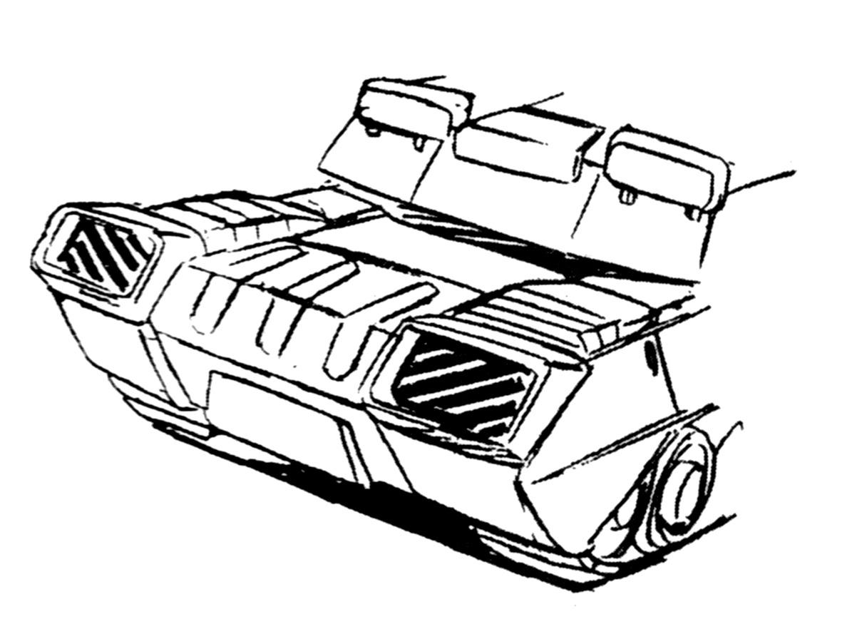 Kraus Maffei Mitsubishi M 21 Anaconda Main Battle Tank