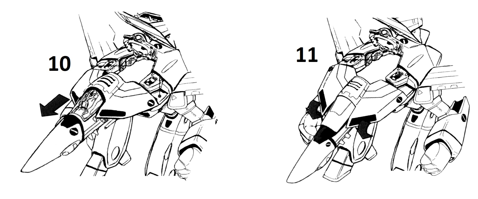 Rockwell Bell Vf 1 Valkyrie Transformation Sequence