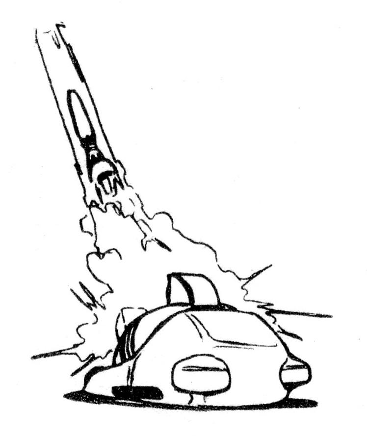 F1 Rocket Engine Diagrams