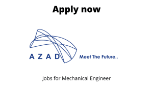 Azad Engineering is Hiring | CNC Milling Operator | Diploma in Mechanical |