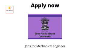 Bihar Public Service Commission (BPSC) Recruitment | Assistant Engineer | BE/Btech in Civil, Mechanical, Electrical |