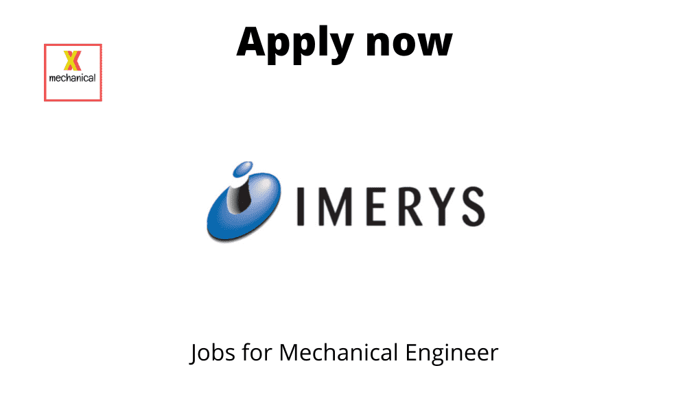 Imerys is Hiring | Calderys – Site Engineer/ Site Incharge, Project Application & Services | BE/ BTech in Chemical/ Mechanical |