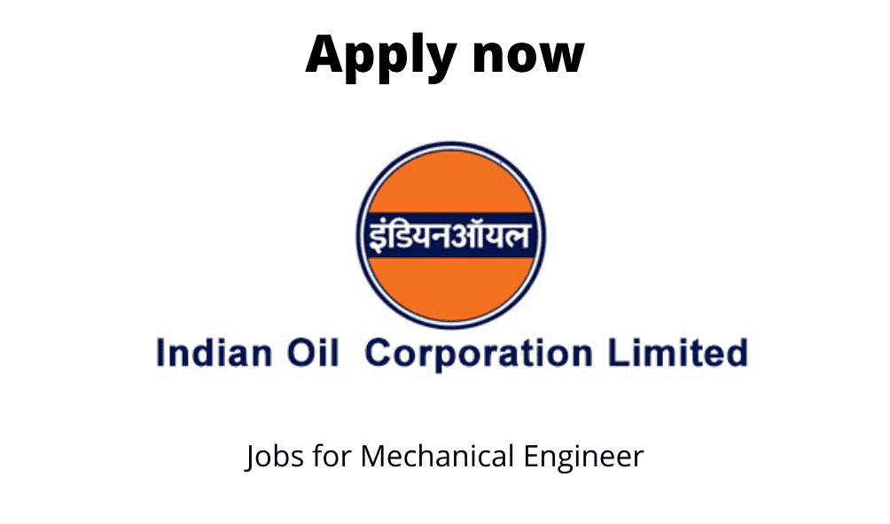 Indian Oil Corporation Limited Hiring | Freshers | Technician Apprentice | Diploma in Mechanical Engineering |