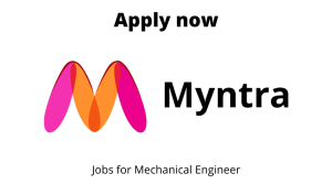 Myntra is Hiring | Projects Manager | Degree in Mechanical/ Electrical Engineering or Construction Management |
