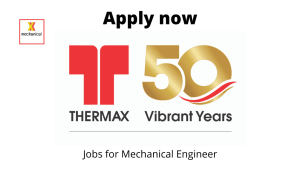 Thermax Limited is Hiring | Power O&M – Engineering team |