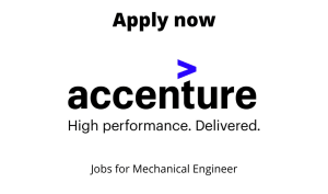 Accenture is hiring | CN – Strategy – MC – Industry X.O – Manufacturing | Bachelor's degree in Mechanical/ Production/ Automobile/ Industrial Engineering/ Lifescience |