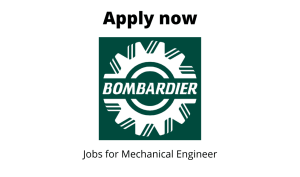 Bombardier is Hiring | Functional Architect | BE/ Btech in Mechanical/ Electronics/ Electrical |