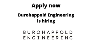 BuroHappold Engineering is Hiring | Mechanical Engineer (Design) | Bachelor's or Masters's Degree in Mechanical Engineering |