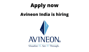 Avineon India is hiring   Trainee Engineer (Piping)   BTech/ BE in Mechanical  