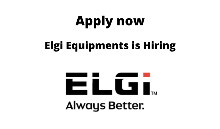 Elgi-Equipments-limited-is-hiring