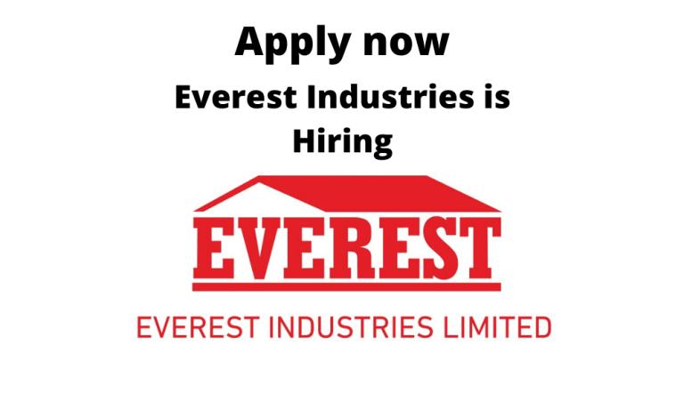 Everest-Industries-is-hiring
