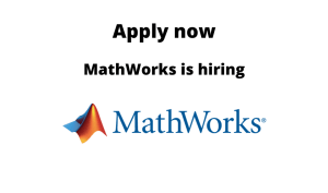 MathWorks is hiring | Facilities Site Leader | Engineering degree with electrical or mechanical |