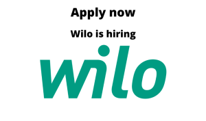 Wilo is hiring | Field Sales | BTech/ BE in Electrical, Mechanical |