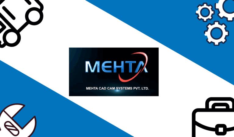 MEHTA CAD-CAM logo