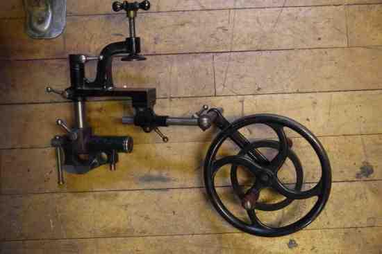 Hand wheel