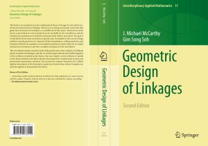 Geometric Design of Linkages, second edition