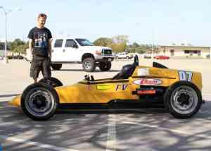 Saddleback College Formula V