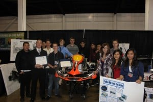 Pacifica HS race team