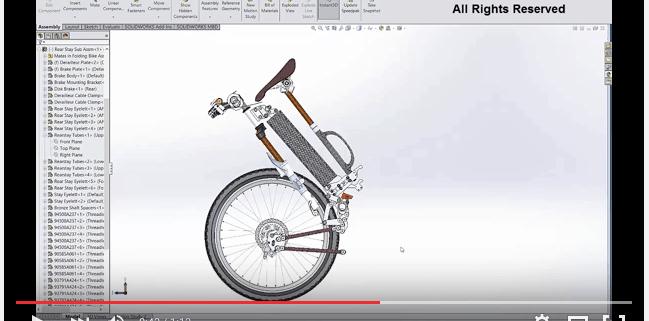 Folding Bicycle