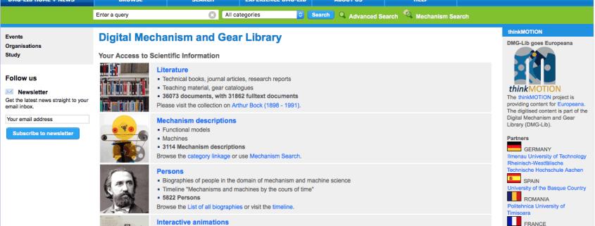 DMG-LIB Library