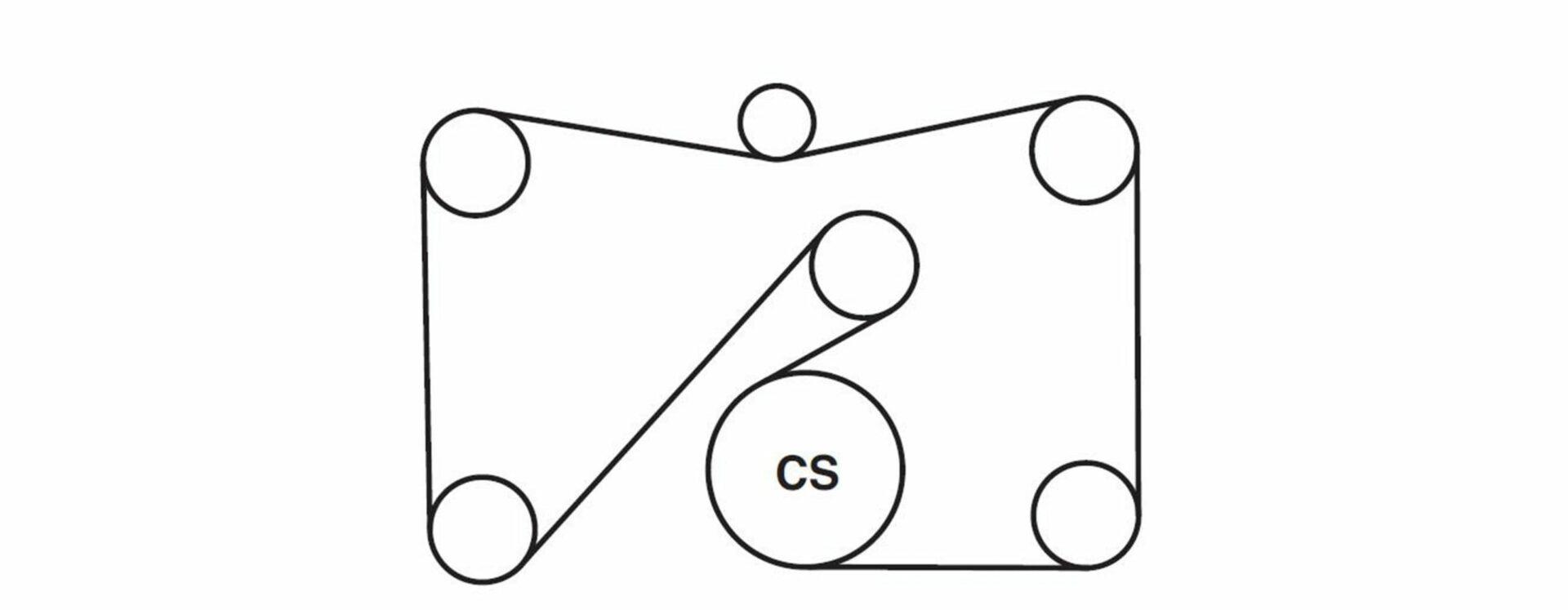 Serpentine Belt Diagrams