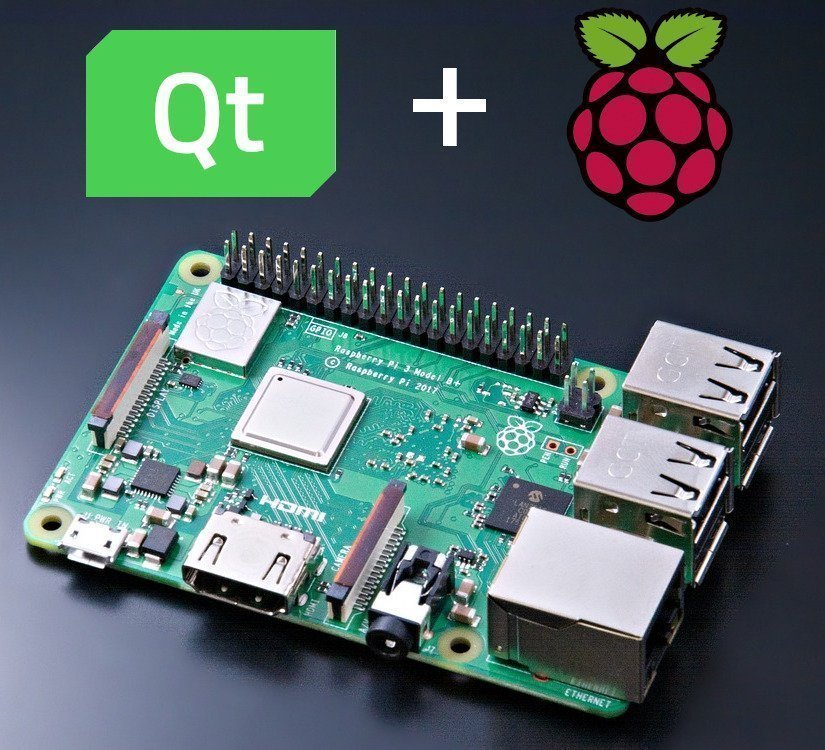 Cross-compile and deploy Qt 5.12 for Raspberry Pi