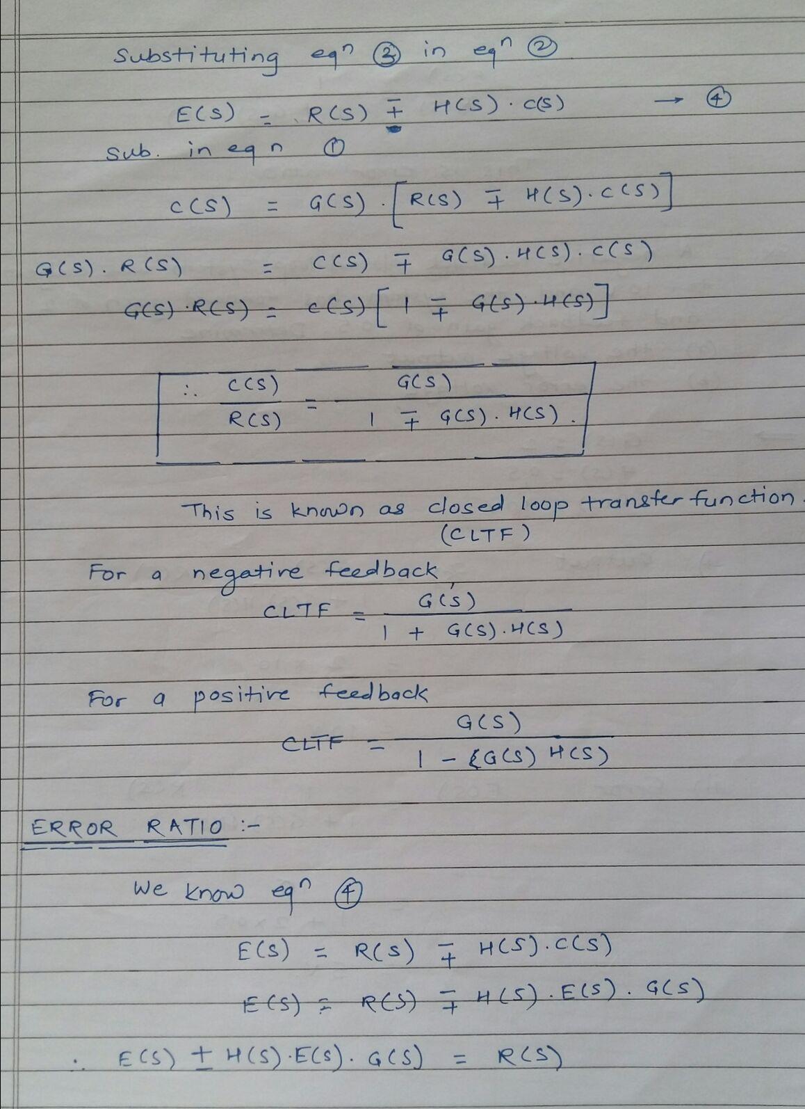 Chapter 2 Block Diagram Representation Mechatronics For