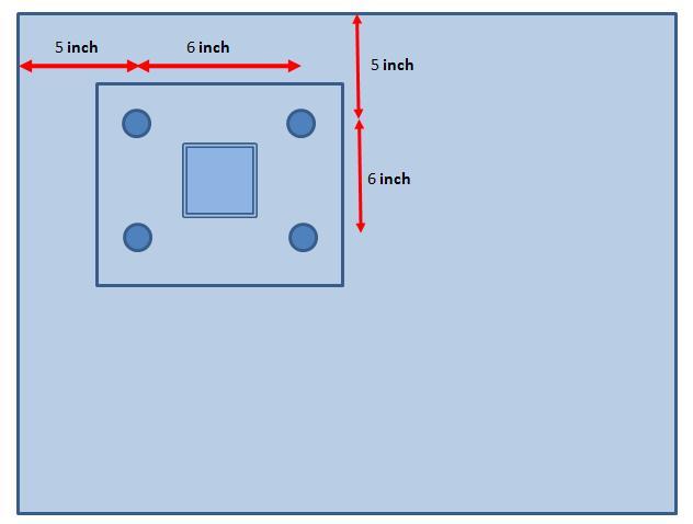 Anchor Bolt design Example Plan | mechGuru