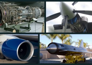 types of jet engines compared