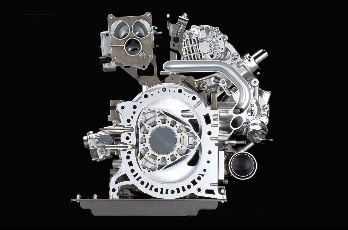 How does a Wankel engine work ?