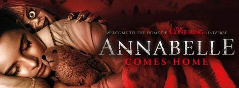 WEDSTRIJD: Ga naar de première van Annabelle Comes Home