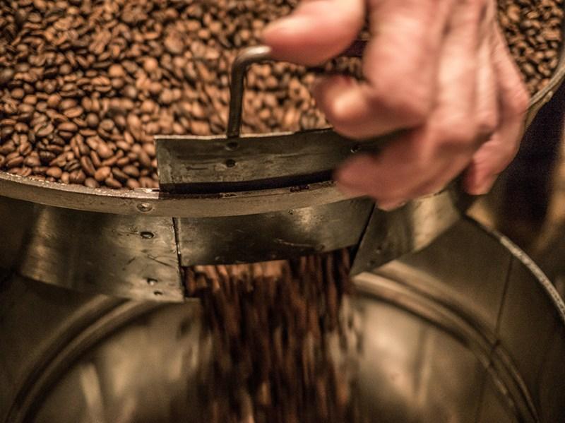 Klein - Steckbrief: KaffeeLagerRostock | Ronja Espresso