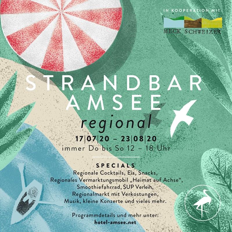 200707 Strandbar Poster 01 klein 02 Kopie - Strandbar Amsee regional - Sei Dabei!