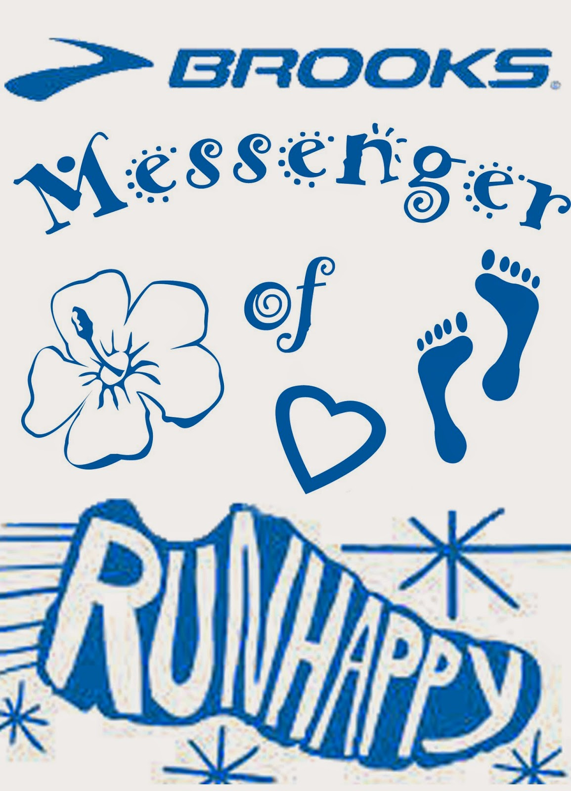 Brooks Messenger of Run Happy