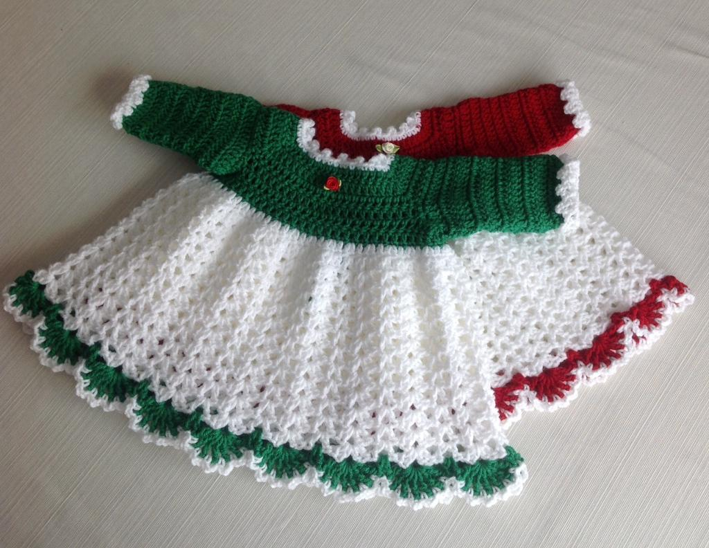 3 Cute Crochet Childrens Dress Patterns Crochet A Free Pretty Ba Girl Dress Pattern