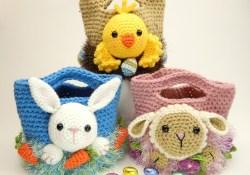 3 Easy Crochet Patterns for Beginners Top 10 Amigurumi Crochet Patterns For Easter On Craftsy