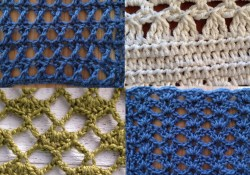 3 Ideas of Lace Crochet Stitch Pattern for Beginners Pdf Crochet Pattern Lace Stitch Patterns Bundle Stitch Etsy