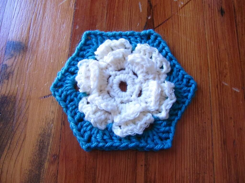 3 Magnificent Ideas of the Free Crochet Rose Afghan Pattern Flower Hexi Ba Afghan Pattern Persia Lou